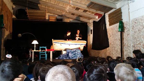 CEIP Son Anglada - Teatre a Can Fogarada