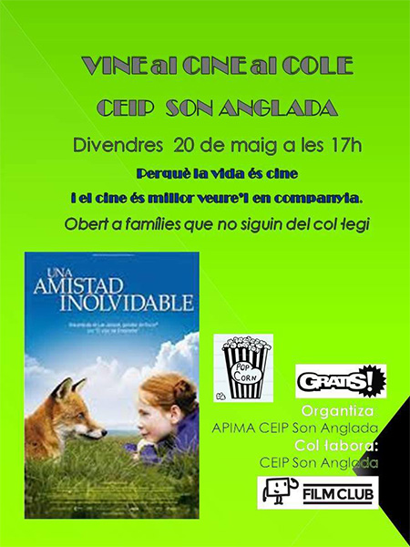 CEIP Son Anglada - Vine al cinema